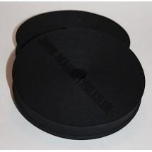"Bias Binding 1"" (25mm) - Black - 50m Roll"