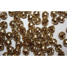 Bells 6mm - Gold