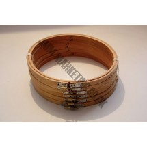 """Round Embroidery Frame - Wooden - 8"""""""