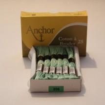 Anchor Cotton a Broder - Green (206)