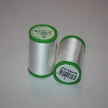 Alcazar Machine Embroidery 200m - White