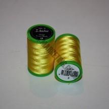 Alcazar Machine Embroidery 200m - Yellow