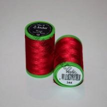 Alcazar Machine Embroidery 200m - Red