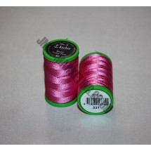 Alcazar Machine Embroidery 200m - Bright Pink