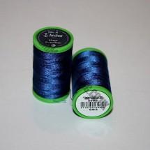 Alcazar Machine Embroidery 200m - Royal Blue
