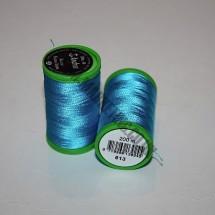 Alcazar Machine Embroidery 200m - Turquoise