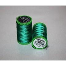 Alcazar Machine Embroidery 200m - Mid Jade