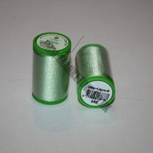 Alcazar Machine Embroidery 200m - Lime
