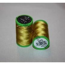 Alcazar Machine Embroidery 200m - Lichen Green