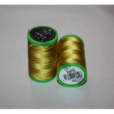 Alcazar Machine Embroidery 200m - Lichen Green