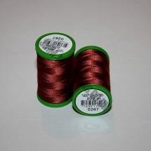 Alcazar Machine Embroidery 200m - Tan
