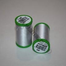 Alcazar Machine Embroidery 200m - Silver