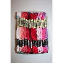 Anchor Stranded Embroidery Cotton 72 Pack