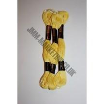Trebla Embroidery Silks - Yellow (102)