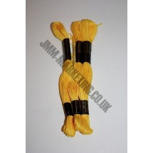 Trebla Embroidery Silks - Yellow (104)