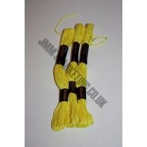 Trebla Embroidery Silks - Yellow (514)