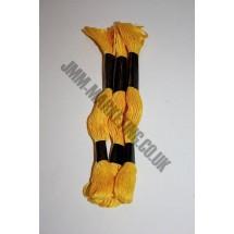 Trebla Embroidery Silks - Yellow (516)