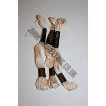 Trebla Embroidery Silks - Beige (09)