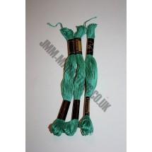 Trebla Embroidery Silks - Green (604)
