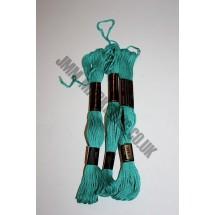 Trebla Embroidery Silks - Green (607)