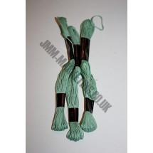 Trebla Embroidery Silks - Green (954)