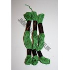 Trebla Embroidery Silks - Green (210)