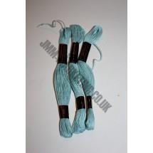 Trebla Embroidery Silks - Turquoise (854)