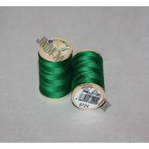 Coats Coloured 100 % Cotton Thread - Emerald