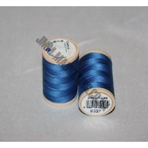 Coats Coloured 100 % Cotton Thread - Royal