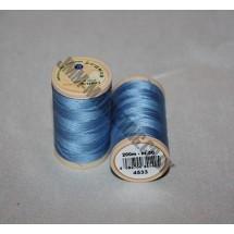 Coats Coloured 100 % Cotton Thread - Sky