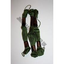 Trebla Embroidery Silks - Green (616)