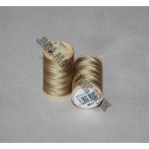 Coats Coloured 100 % Cotton Thread - Beige