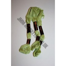 Trebla Embroidery Silks - Green (6115)