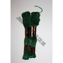Trebla Embroidery Silks - Green (4145)