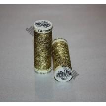 Gutermann Metallic Thread - Gold