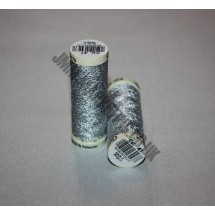 Gutermann Metallic Thread - Silver