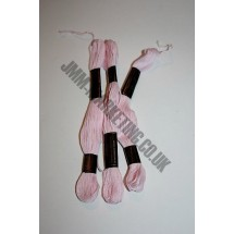 Trebla Embroidery Silks - Pink (201)
