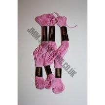 Trebla Embroidery Silks - Pink (203)
