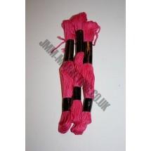 Trebla Embroidery Silks - Pink (205)