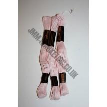Trebla Embroidery Silks - Pink (902)
