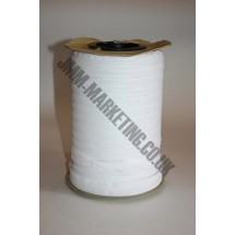 YKK Continuous Zip - White - 50m Roll