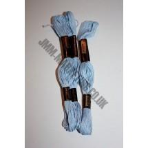 Trebla Embroidery Silks - Blue (302)
