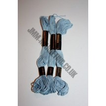 Trebla Embroidery Silks - Blue (5105)