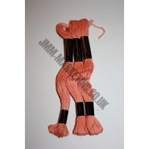 Trebla Embroidery Silks - Orange (312)