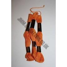 Trebla Embroidery Silks - Orange (107)
