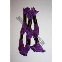 Trebla Embroidery Silks - Purple (112)