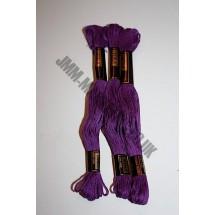 Trebla Embroidery Silks - Purple (113)
