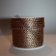 Crepe Cord - Beige - Roll Price (801)