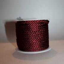 Crepe Cord - Burgundy (338)