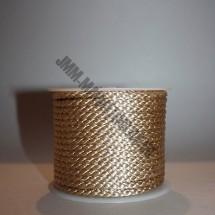 Crepe Cord - Cream - Roll Price (851)